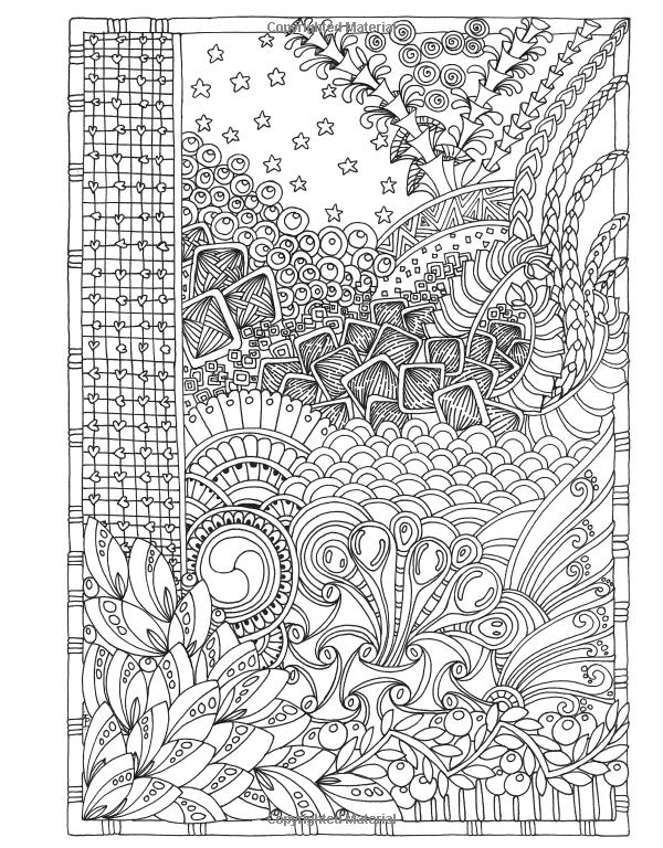 Amazon Angela Porters Zen Doodle Designs New York Times Bestselling Artists