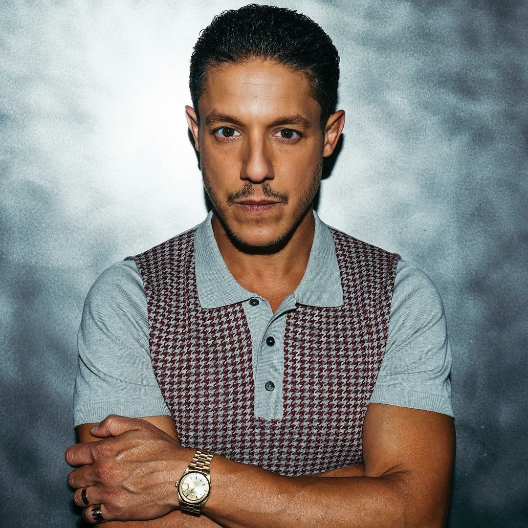 Pin By Sernali On Theo Rossi Theo Rossi Luke Cage Netflix Marvel Netflix