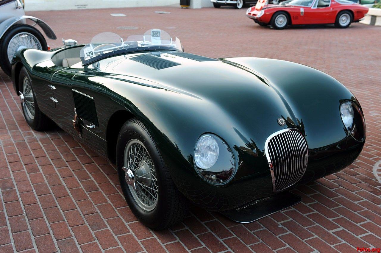 Jaguar jaguar c : Jaguar C-Type - Google Search | Jaguar classic cars | Pinterest ...