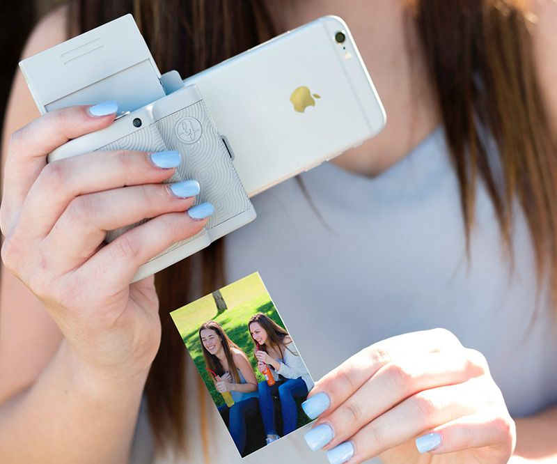 buy popular cee65 b8dc4 Prynt Pocket Instant Printer for iPhone | Cool Gadgets | Iphone ...