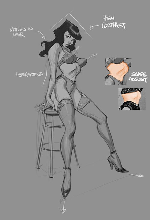 Babe Lab : Pinup Research & Development: The Bettie Pages - Pt  1
