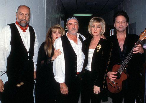 Fleetwood Mac... Stevie Nicks