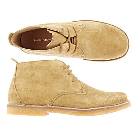 Hush Puppy Desert Boots From The 1960s I Wore Mine All Through High School They Were Made From Real Pigskin And Were So Soft Boots Desert Boots Chukka Boots