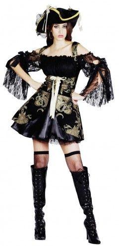 Veste corsaire femme
