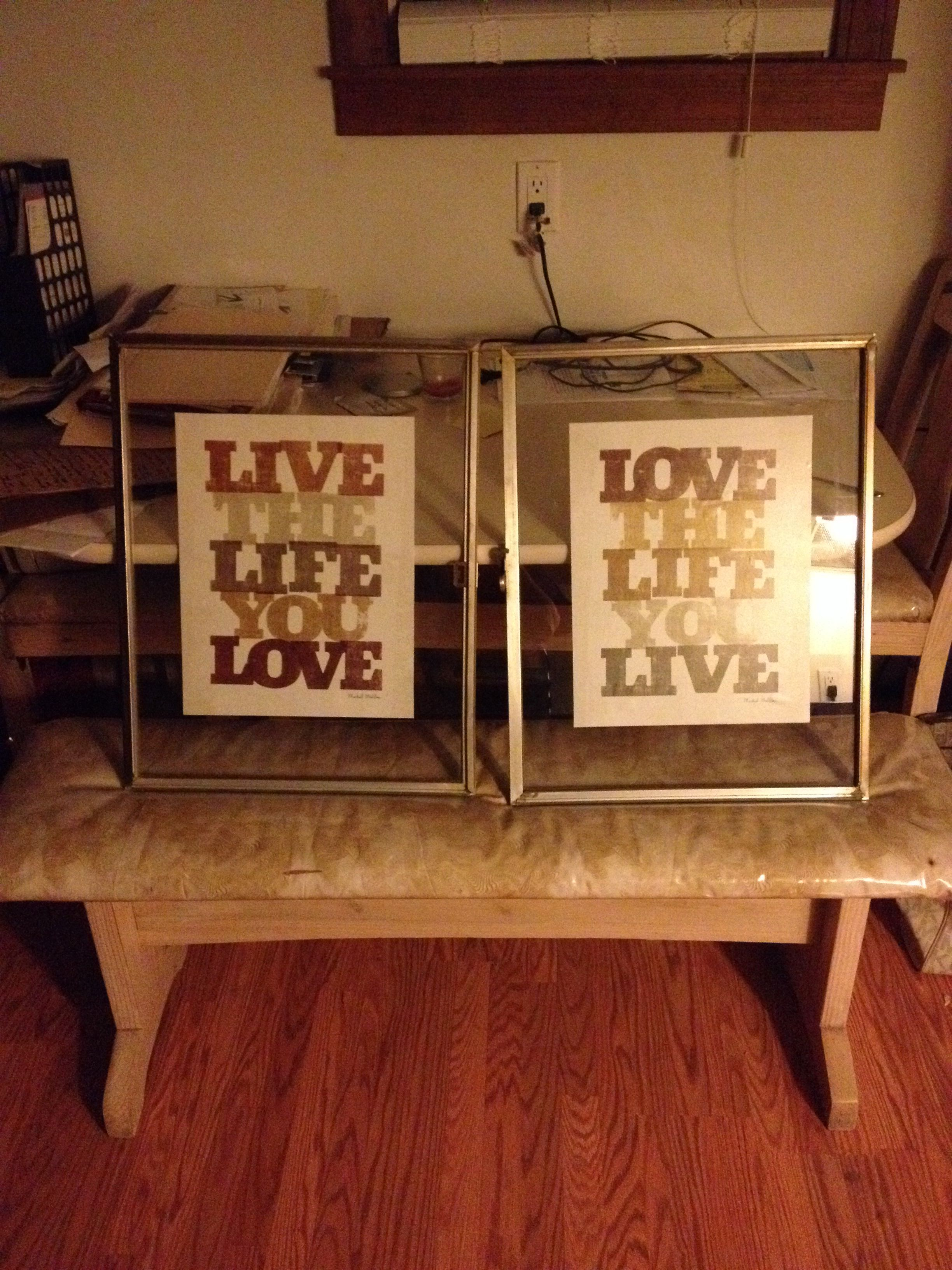 Diy old window decor  old windows and decalsdiy wall art  do it yourself  pinterest