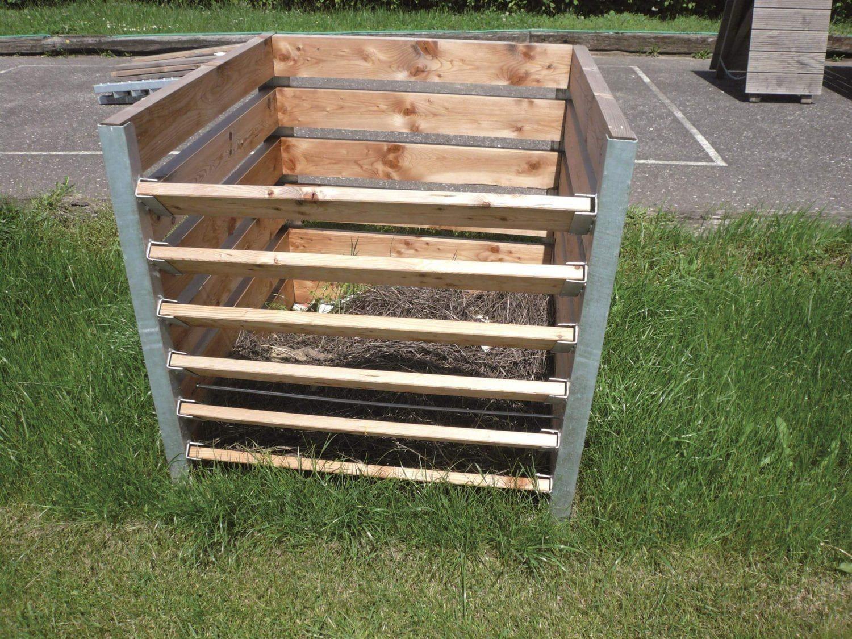 Komposter Schmidy 100 Kompost Sadovye Idei Sadovodstvo