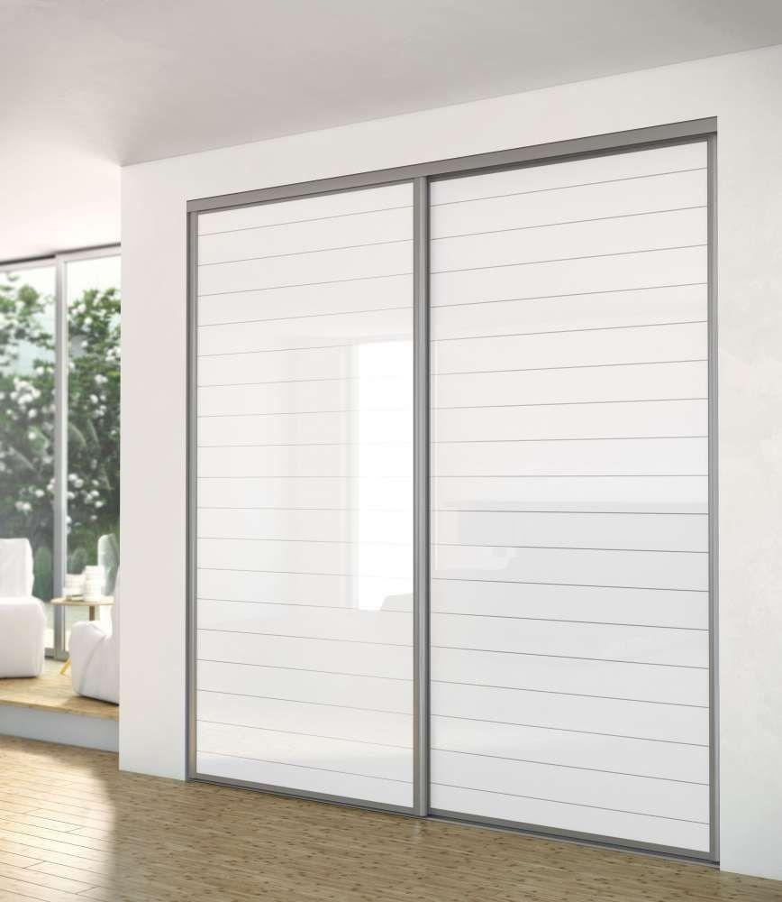 Dressing Porte Placard SOGAL Modèle De Porte De Placard Modèle - Porte placard coulissante et porte maison
