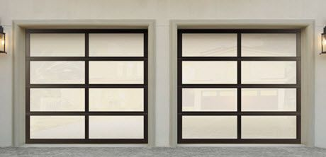 If a contemporary style is what you want Wayne Daltonu0027s full-view garage doors & If a contemporary style is what you want Wayne Daltonu0027s full-view ... pezcame.com
