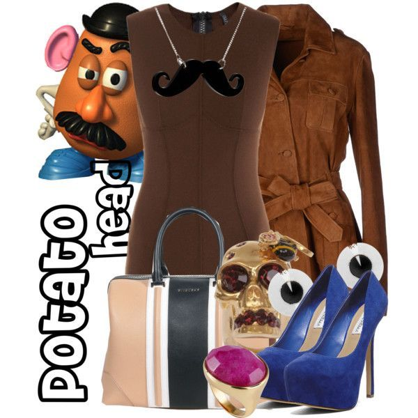 Disney & Pixar Fashion, Style and Inspiration. www.ischweppe.com