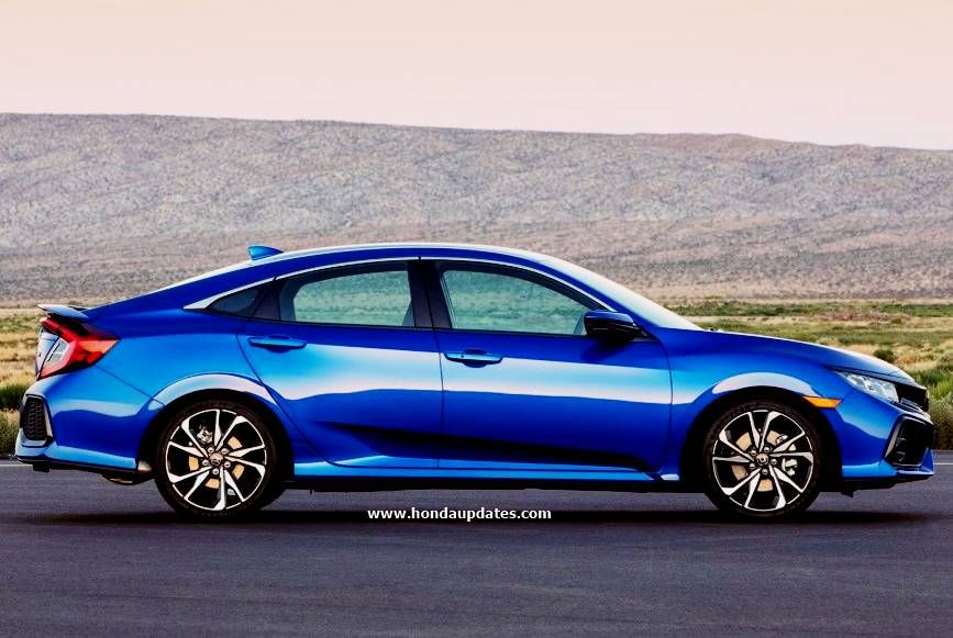 2019 Honda Civic Sedan Si Review, Specs, Rating, Photos