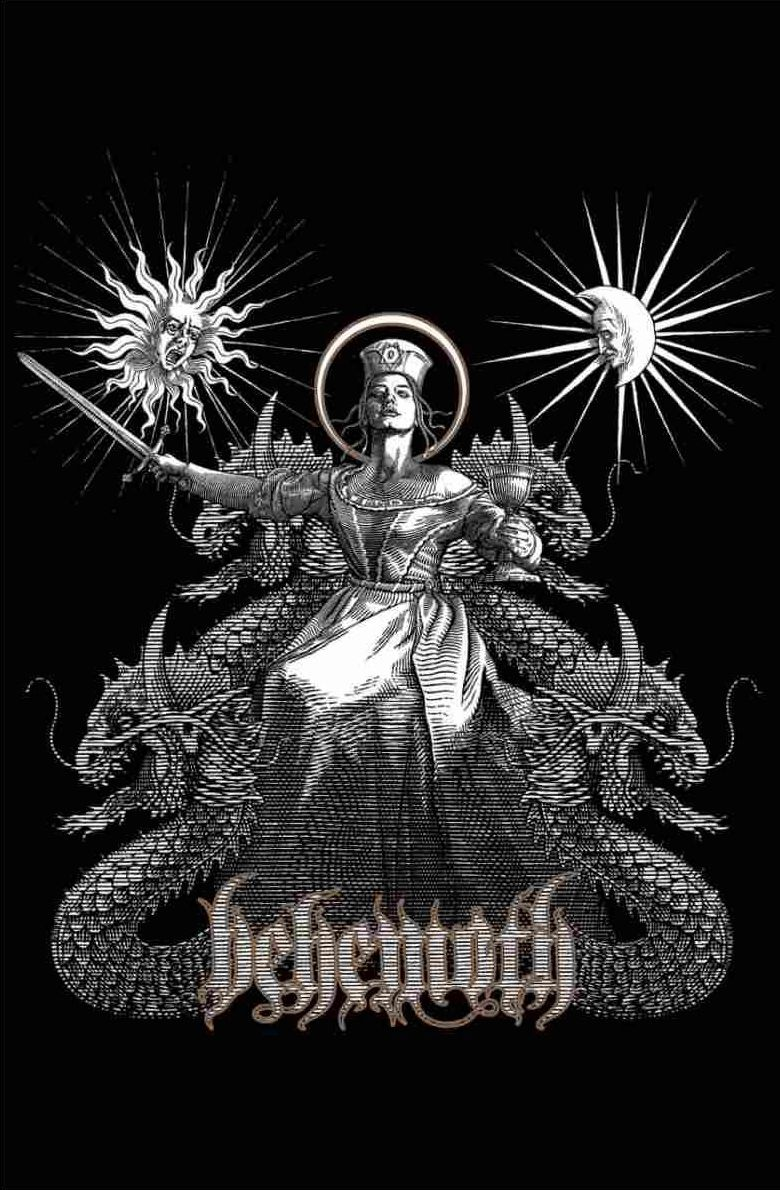Behemoth Heavy Metal Art Metal Albums Behemoth