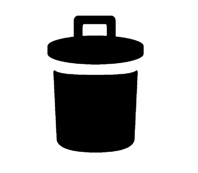 Trash Can Recycle Bin Icon Recycle Icons Trash Icons Bin Icons Png And Vector With Transparent Background For Free Download Recycle Bin Icon Recycling Bins Recycling