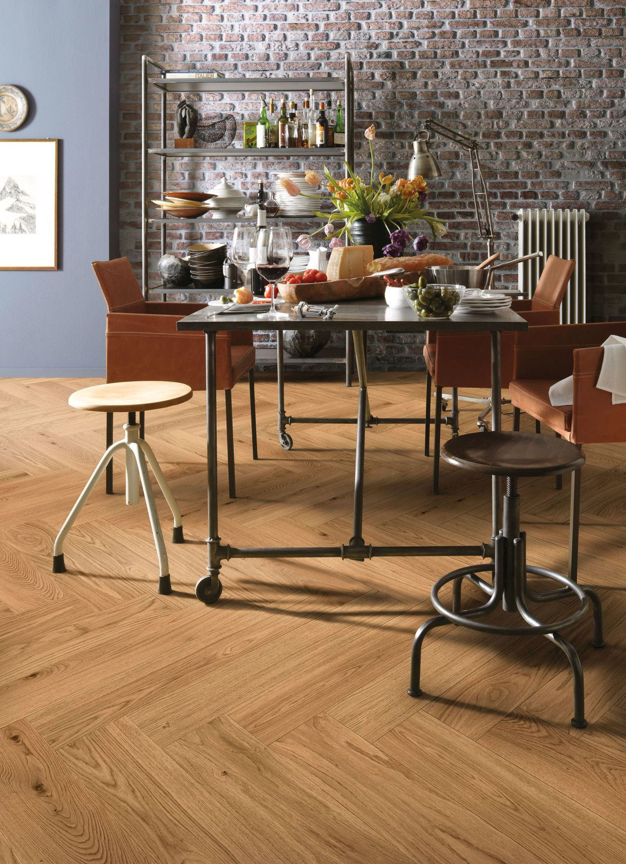 Our Finewood flooring option is durable, resilient and