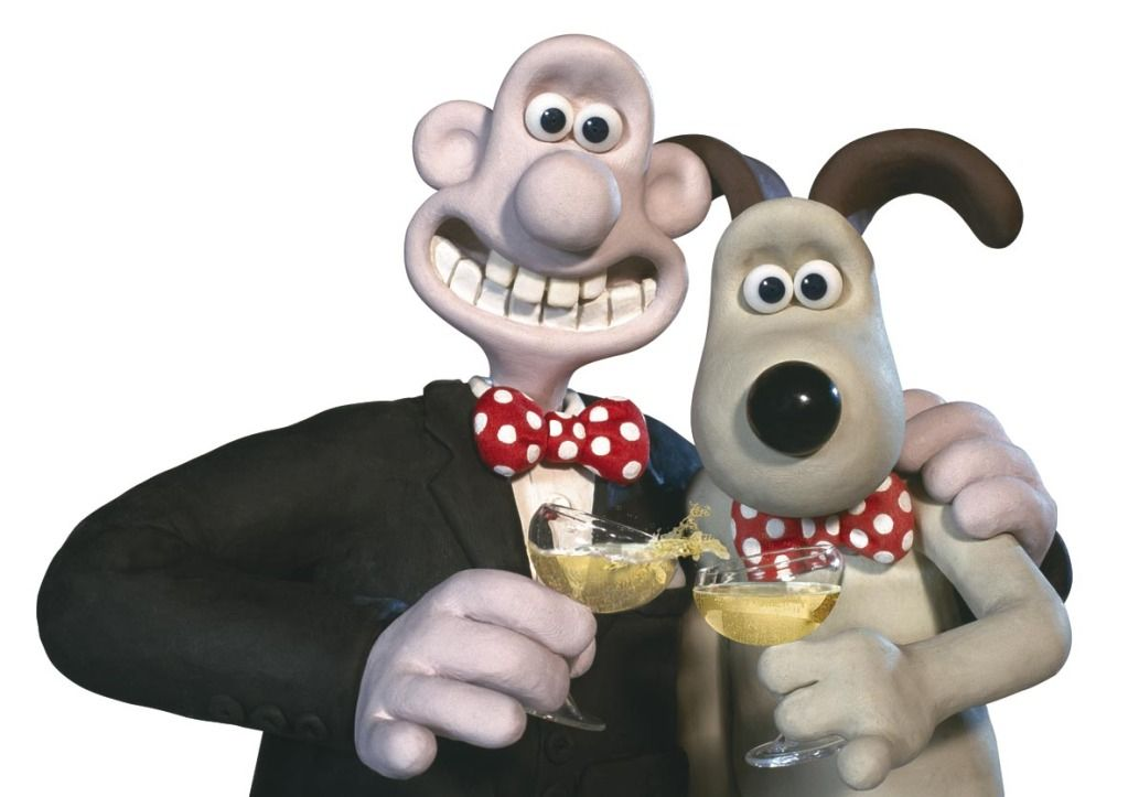 WALLACE AND GROMIT CANVAS ART PICTURE / PRINT / POSTER 6 ...