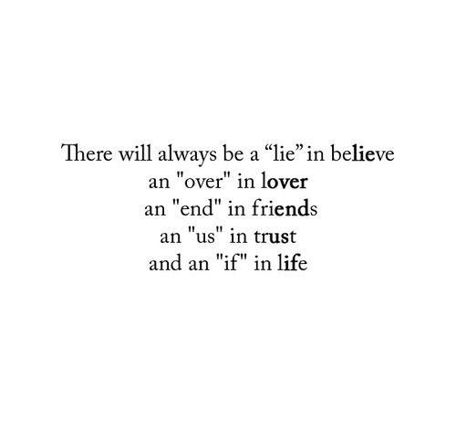 Words Of Wisdom...