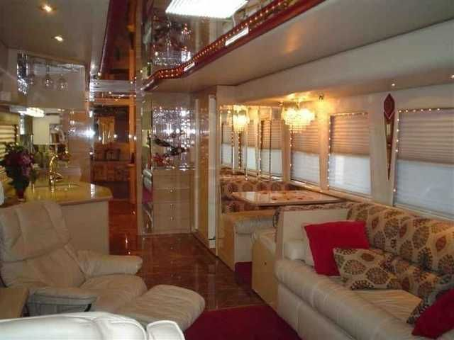 2001 Used Featherlite Coaches Other Class A in Indiana IN.Recreational Vehicle rv & 2001 Used Featherlite Coaches Other Class A in Indiana IN ... Pezcame.Com