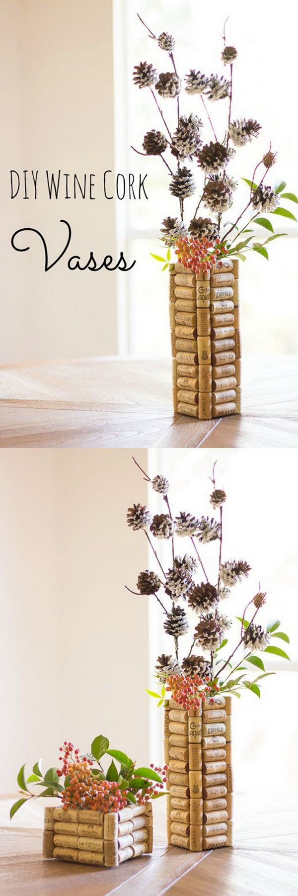 15 Fun and Cute Spring DIY Projects to Spruce Up Your Home | Cork ...