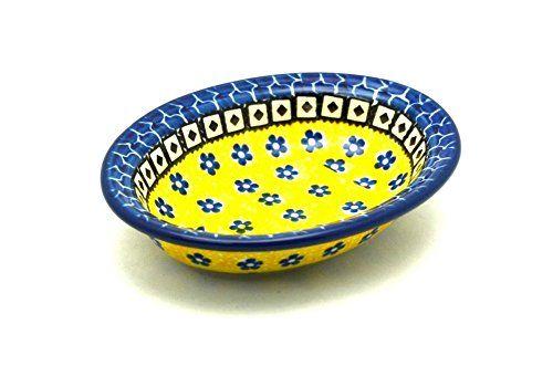 Polish Pottery Soap Dish - Sunburst Polish Pottery Gallery https://www.amazon.com/dp/B00PPVNPY2/ref=cm_sw_r_pi_dp_Oz1GxbEVKTK5N