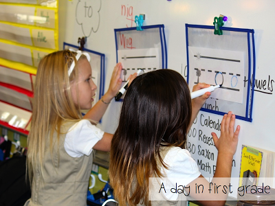 really fun handwriting game-- my students loved this!