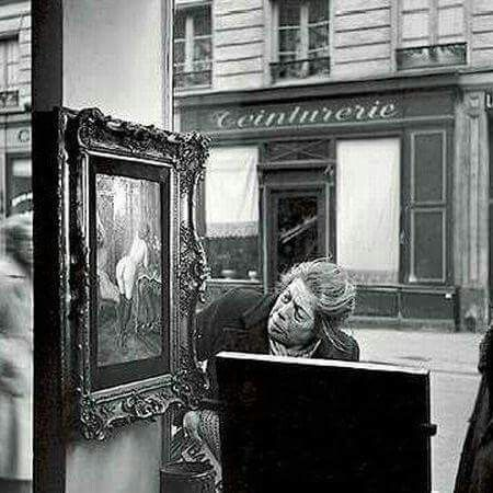 by Robert Doisneau, 1948                                                       …