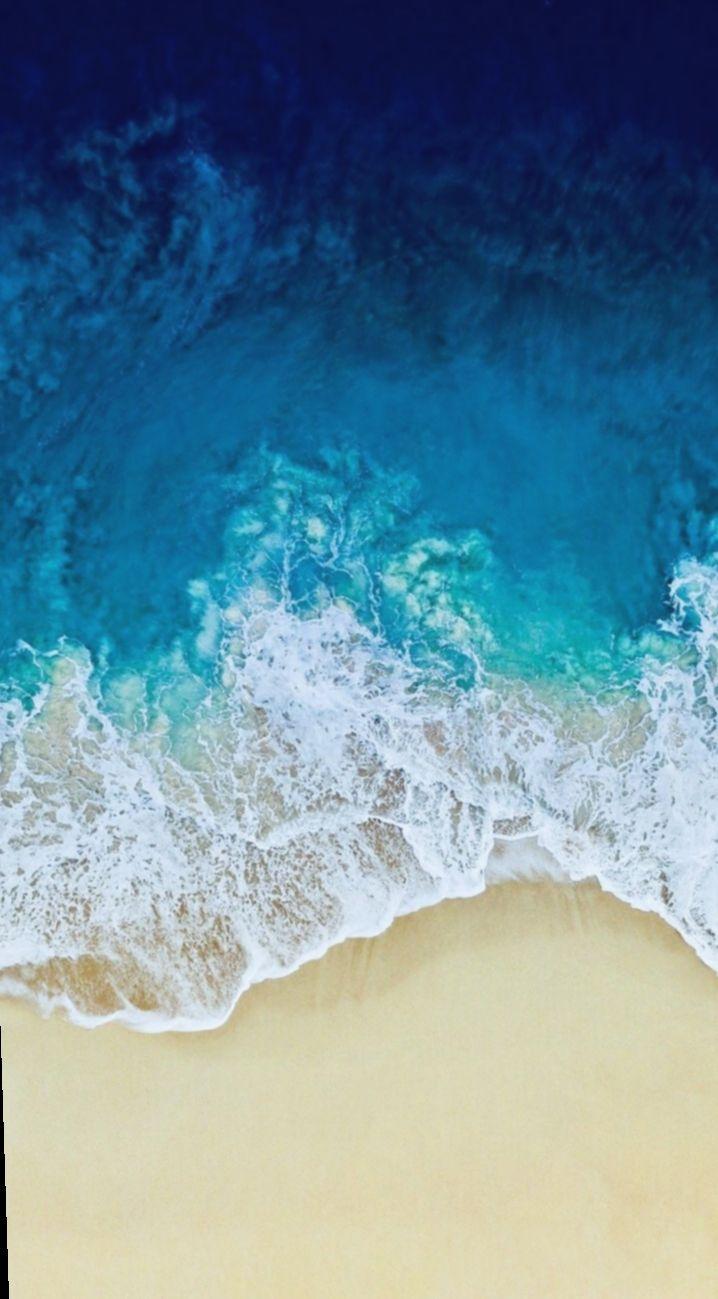 10 Wallpaper Blue Pastel Water In 2020 Wallpaper Iphone Summer Ios 11 Wallpaper Beach Wallpaper