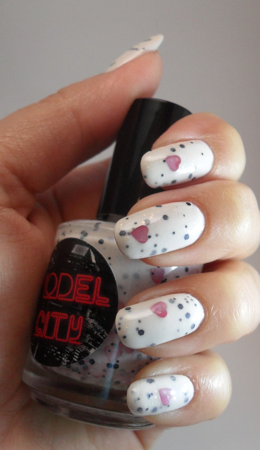 Limited Edition: Queen of Hearts!! Model City Pollish ♥   Next to buy! #nails #polish #indie