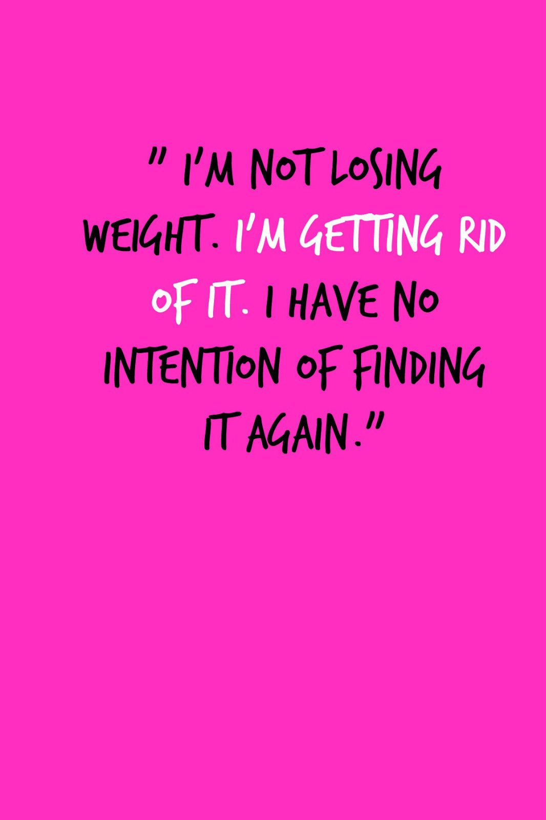 Losing Weight Quotes Food Diary  Planner Track Slimming World Syns And Weekly Exercise .