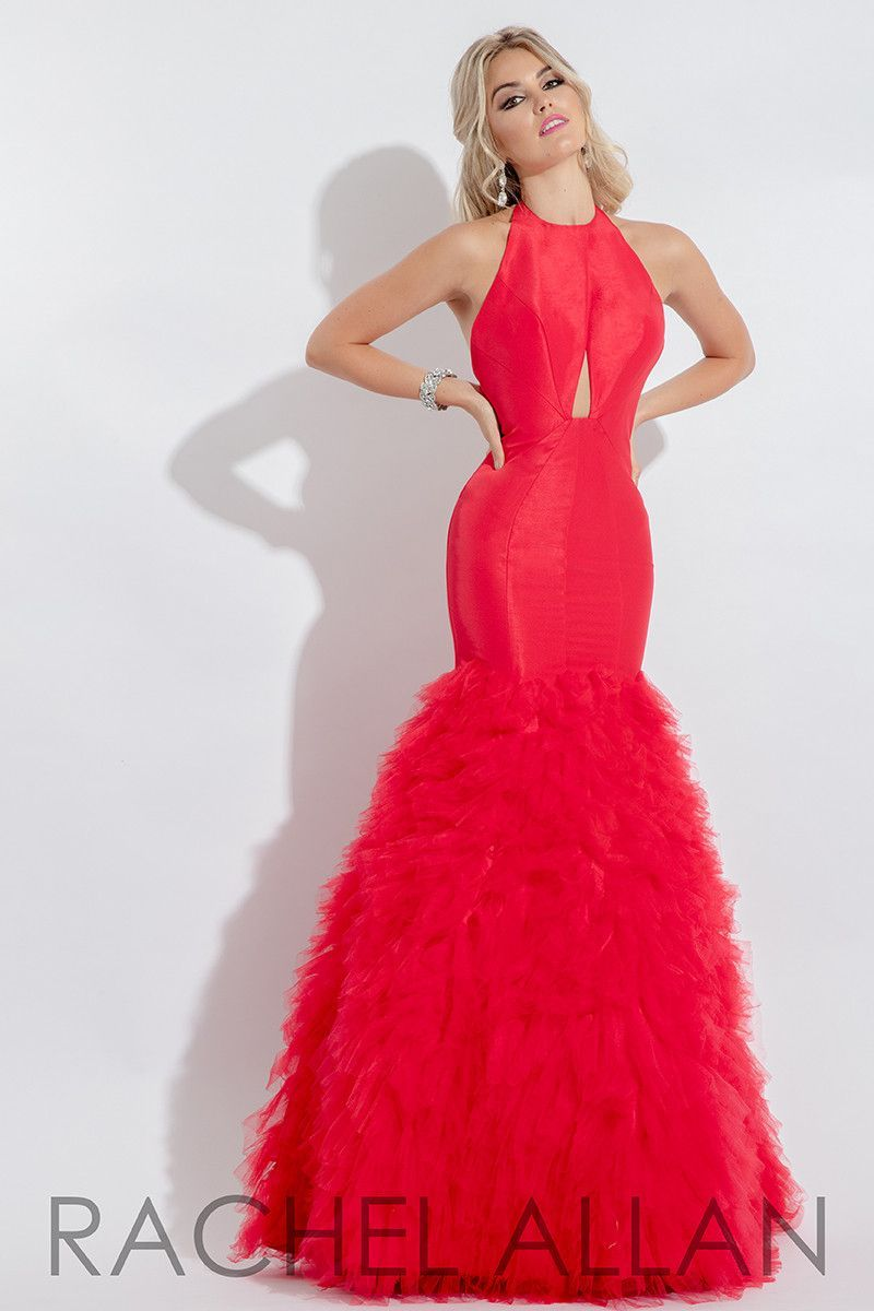 Rachel Allan Red Prom Dress Products
