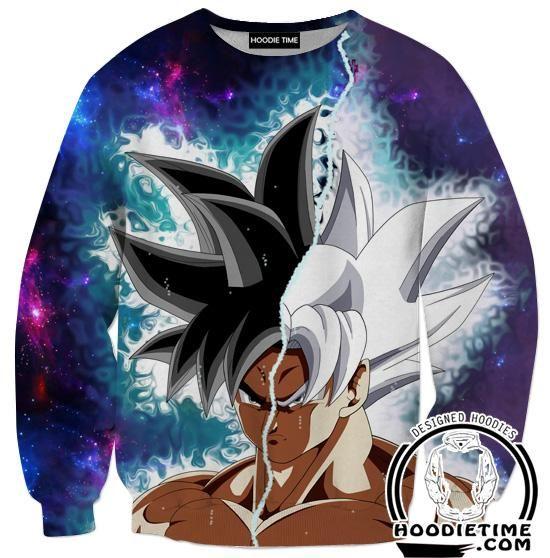 Goku Perfected Ultra Instinct Form Dragon Ball Z 3d Hoodie In 2021 Dragon Ball Goku Anime Dragon Ball Super Cartoon Dragon