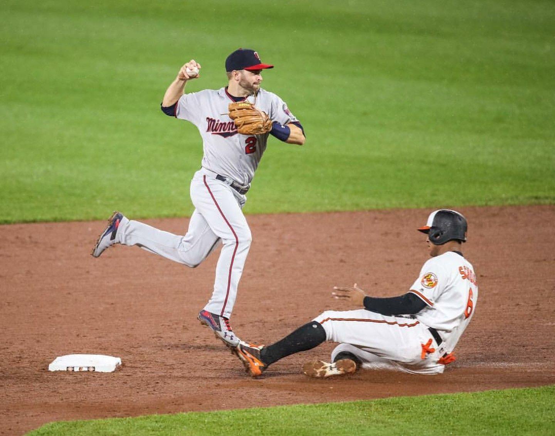 Brian Dozier Minnesota twins, Twins, Baseball