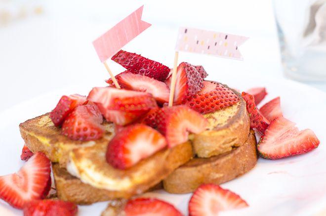Free Breakfast In Bed Printable By October Ink Favorite Recipes Recipes Free Breakfast