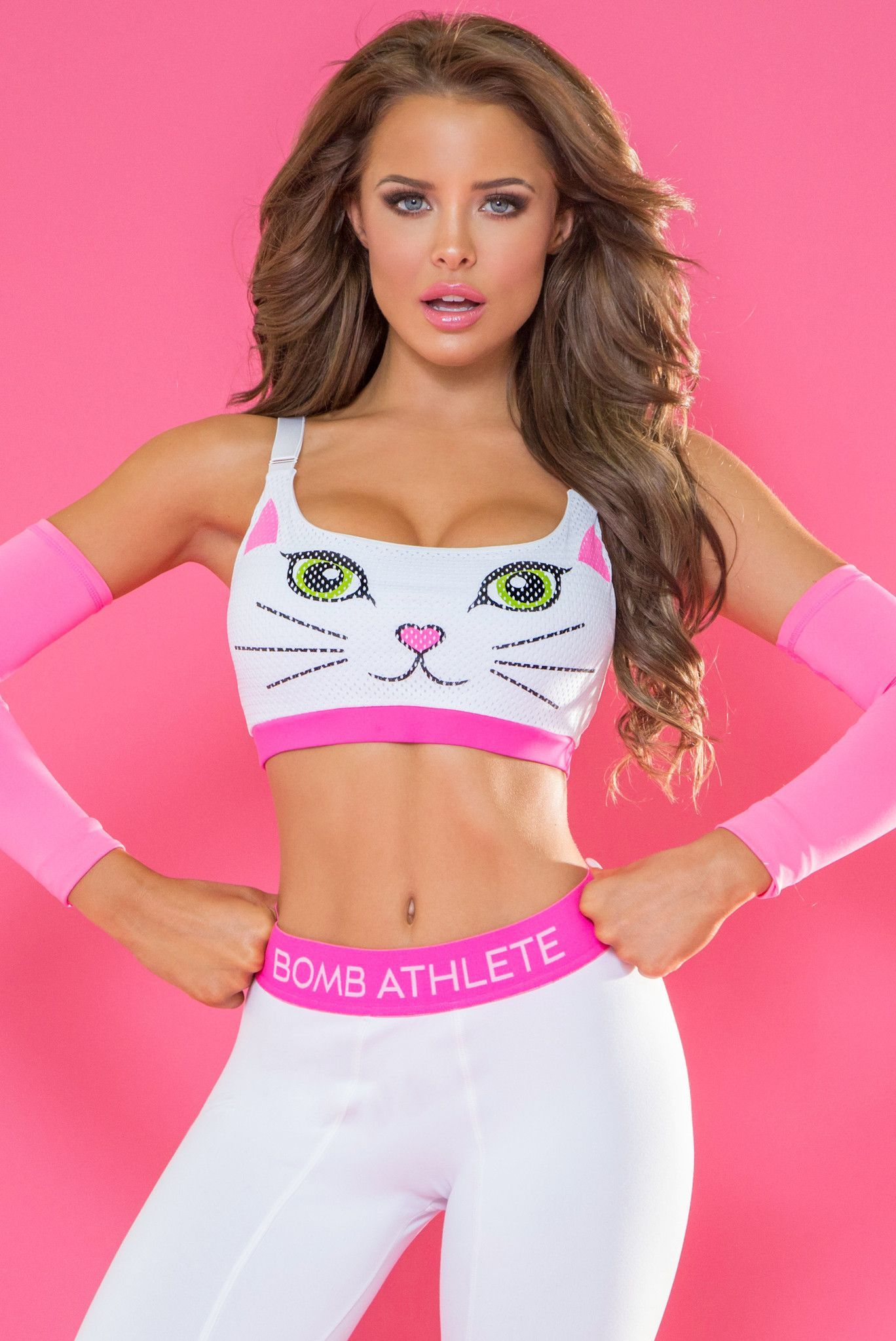 f2febb7cb68e2 Meow Sexy Workout Bras