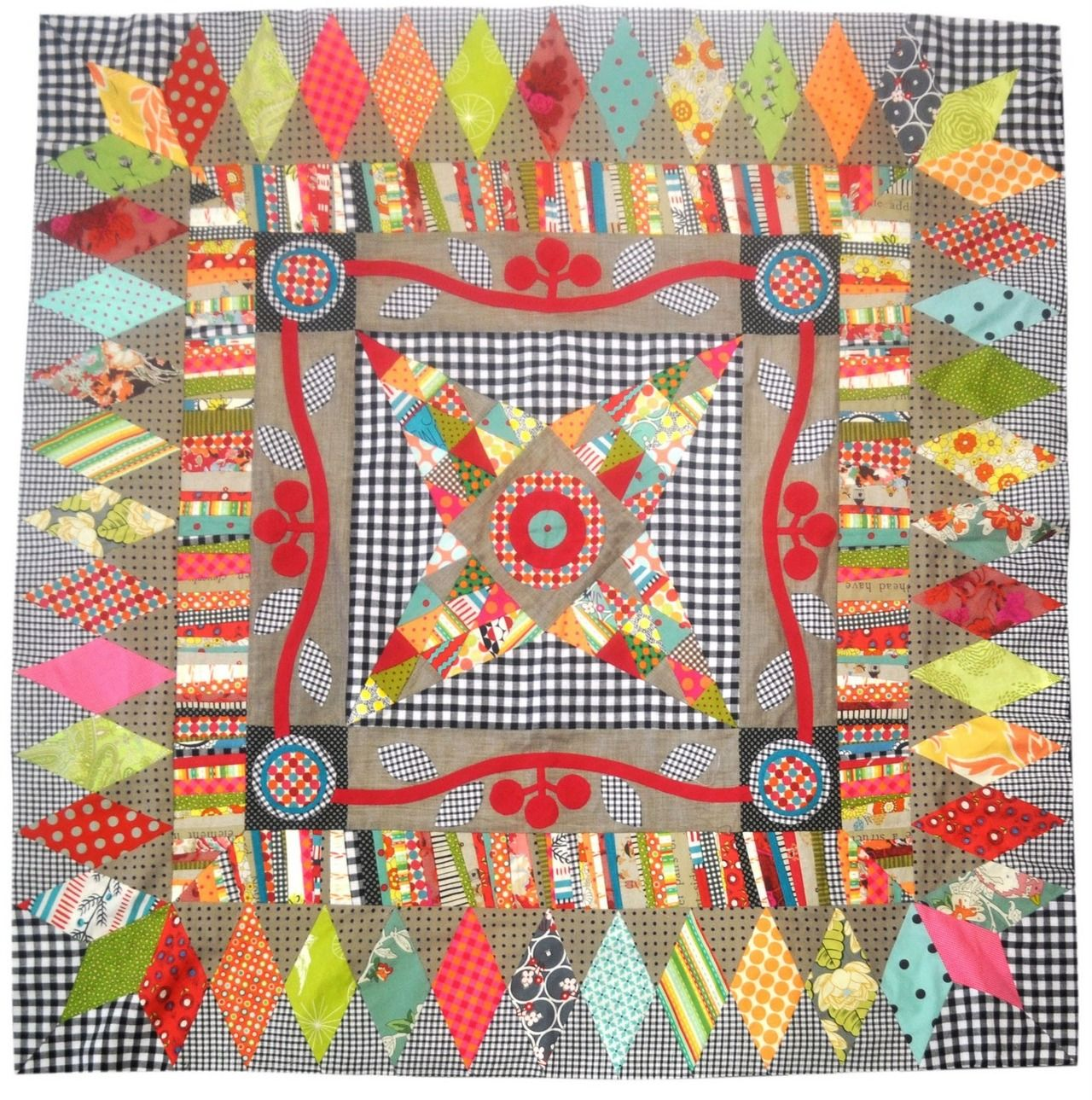 createcreatively: Border 4 by Judy Newman.