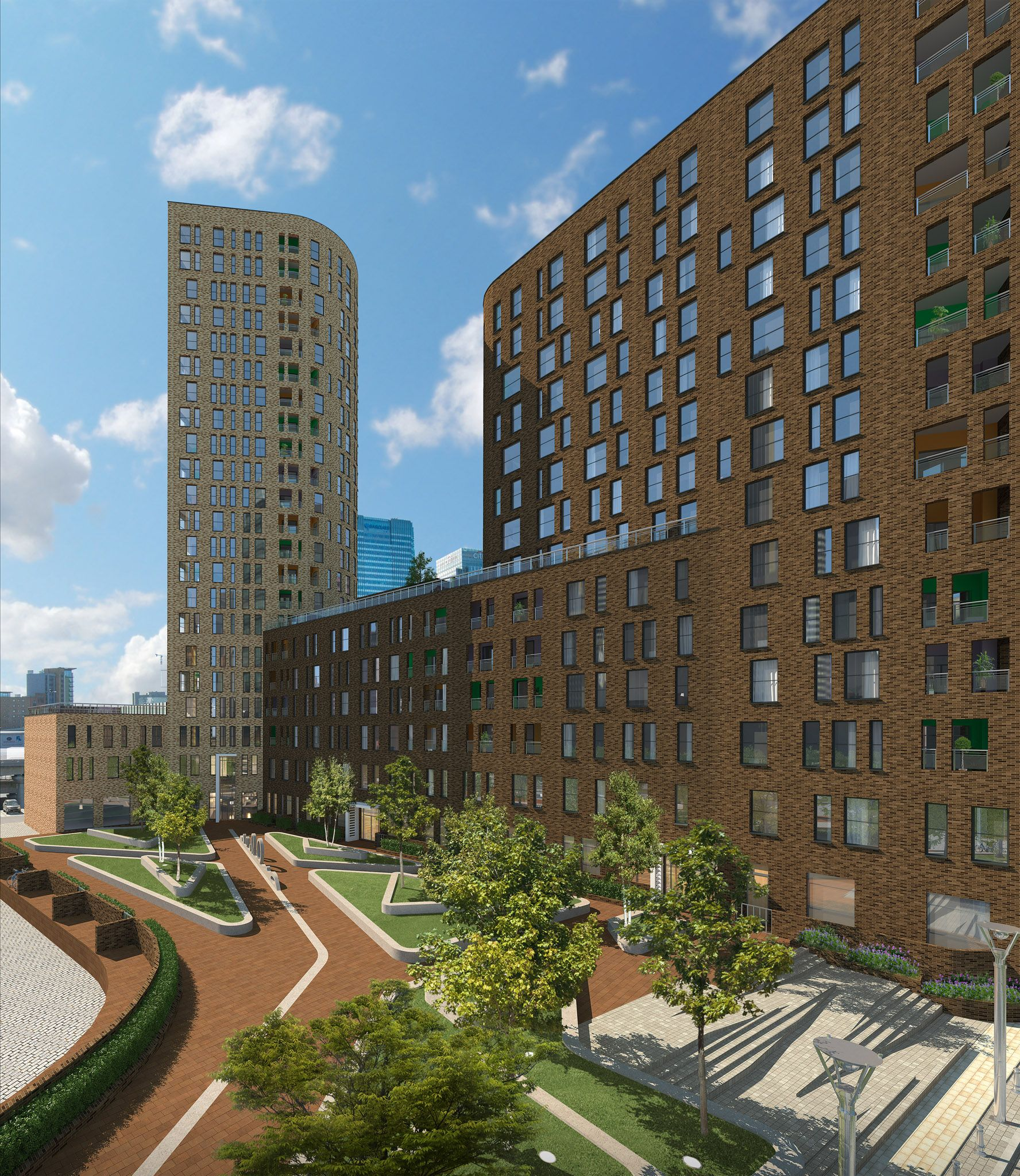 Manhattan Apartments: New Homes For Sale In London