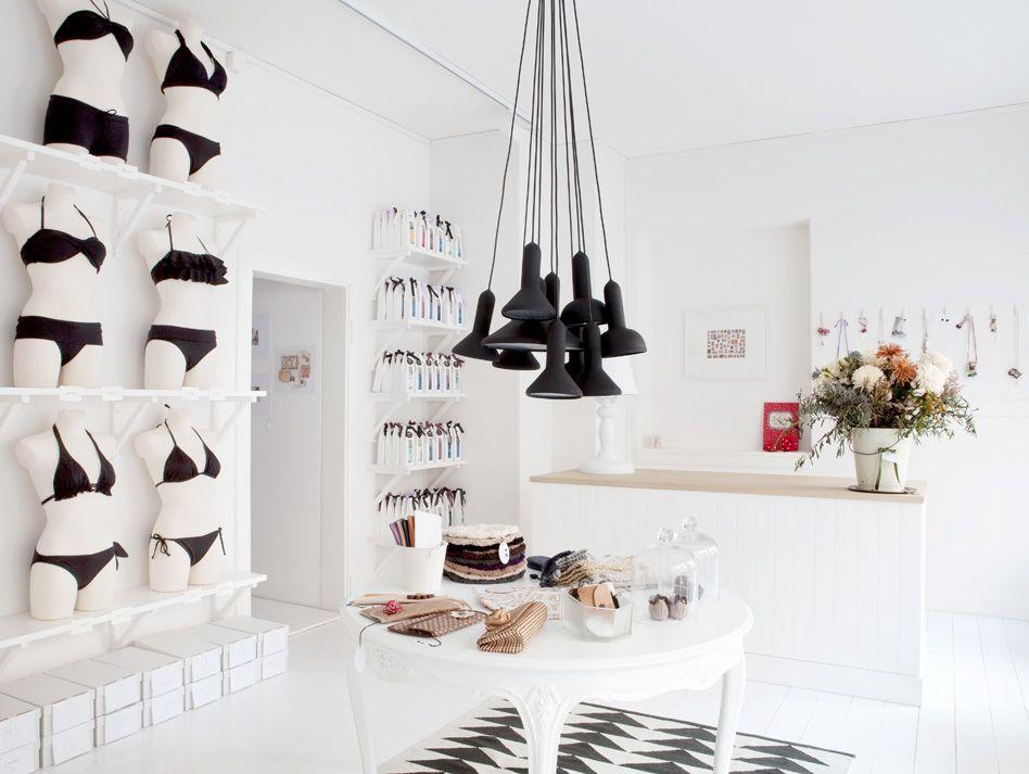 Shop Interior Design - Noelie & Loulou