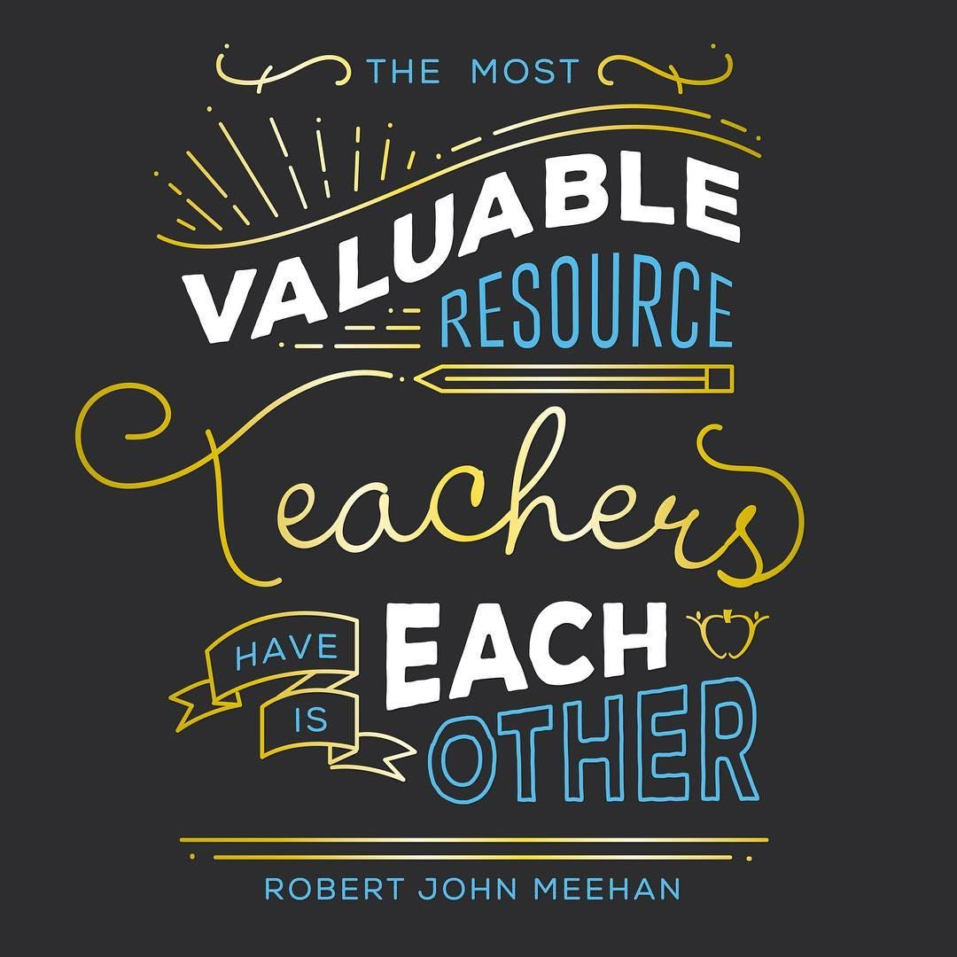 What Are Teachers Most Valuable Resource