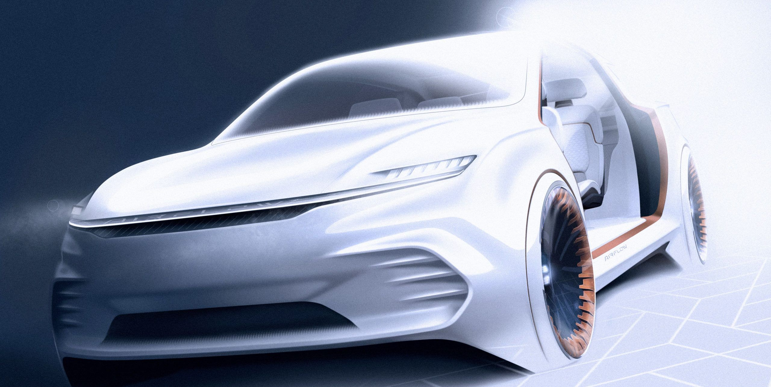 Airflow Vision Concept Revives A Grand Old Chrysler Name In 2020