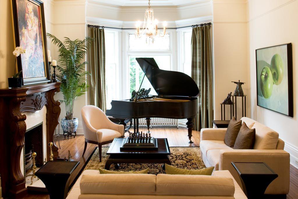 200 Grand Piano Design Ideas Interior Interior Design Design #piano #in #small #living #room