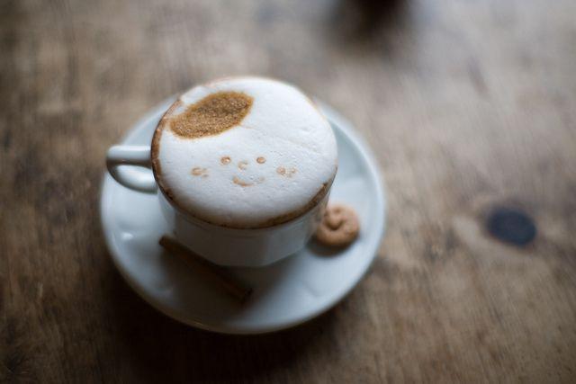 Kawaii Coffee *^-^* #coffee