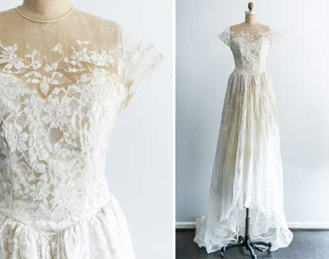 Related image | lace | Pinterest | Vintage lace wedding dresses ...