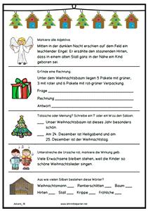 Advents Aktivitaten Fur Jeden Tag 17 18 Weihnachtsratsel Grundschule Adventkalender Advent