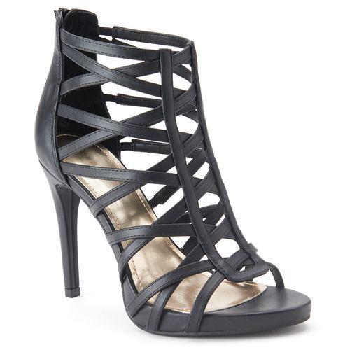 Jennifer Lopez Women's Gladiator High Heels