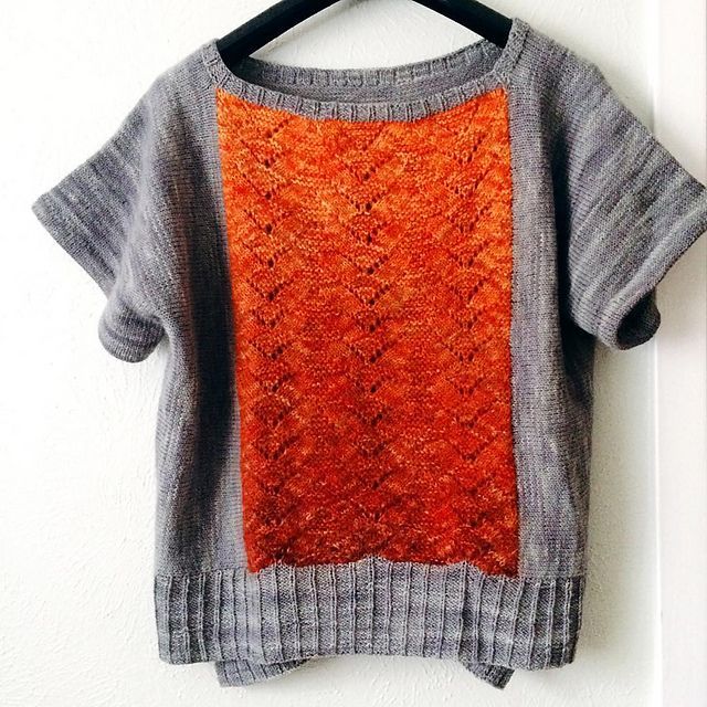 Ravelry: To The Flame pattern by Lesley Anne Robinson