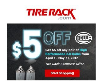 Tire Rack Coupon Code >> Tire Rack Coupon Code Free Shipping 2017 Redeem Now And Get Free