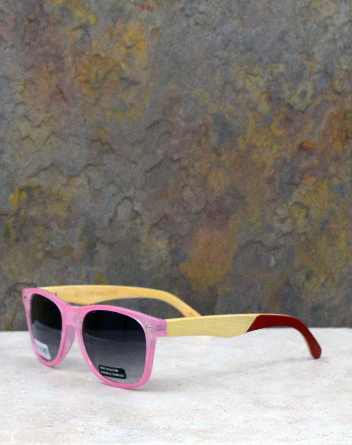 Rei Sunglasses - Pink