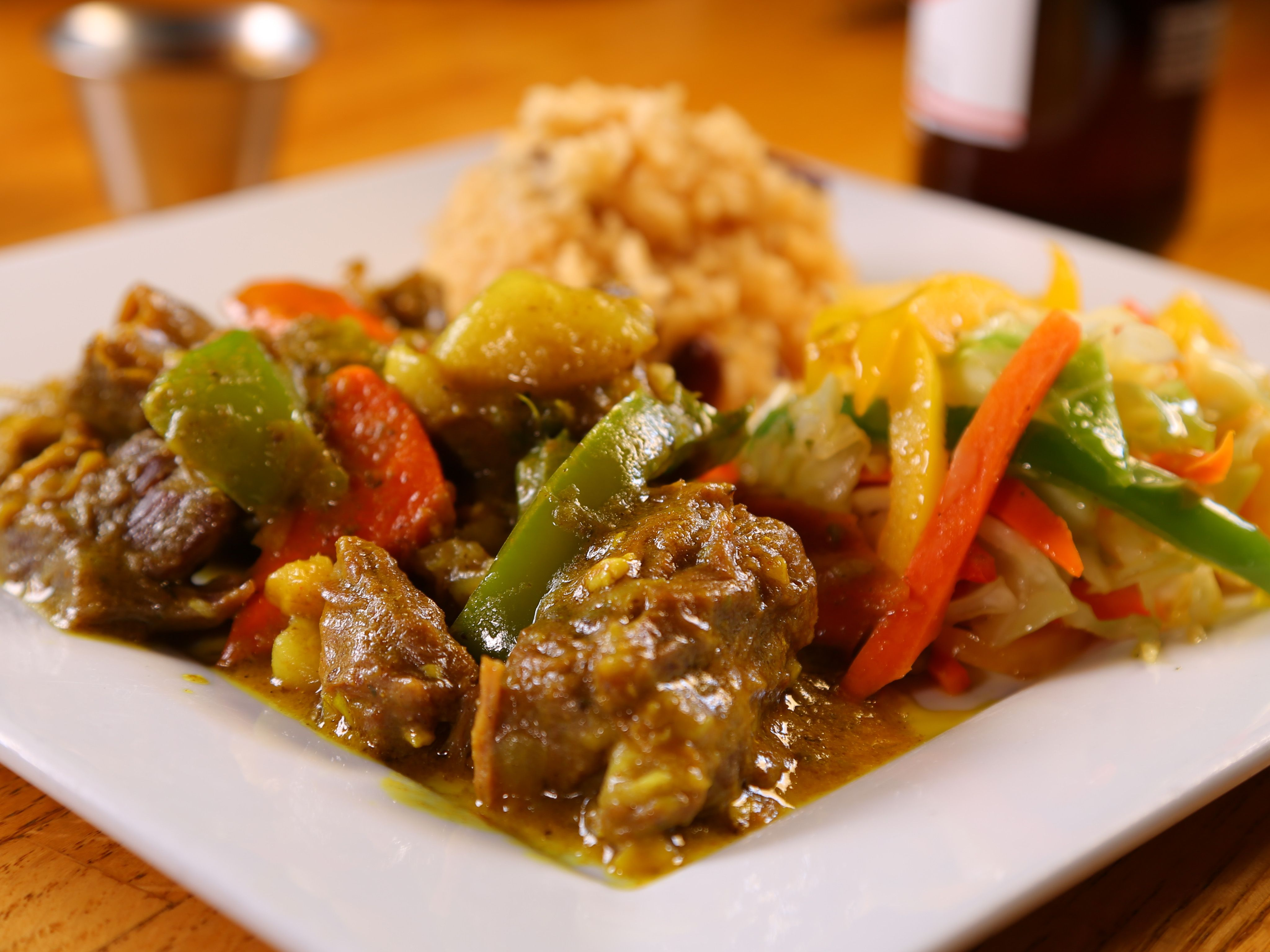 Jamaican Curried Goat | Recipe | Goat recipes, Diners and ...