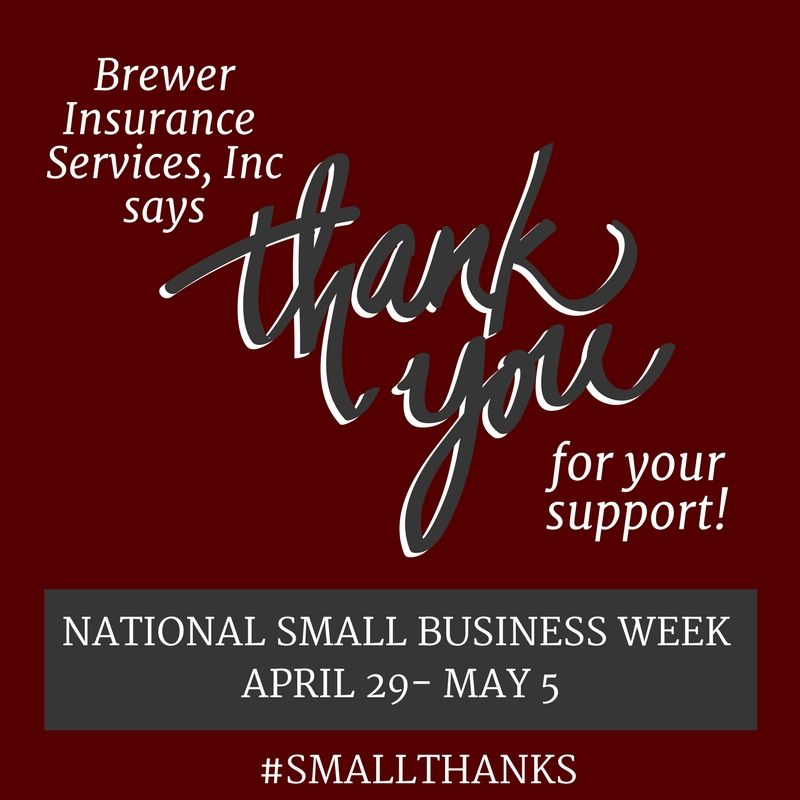 NATIONAL SMALLBUSINESSWEEK APRIL 29 MAY 5