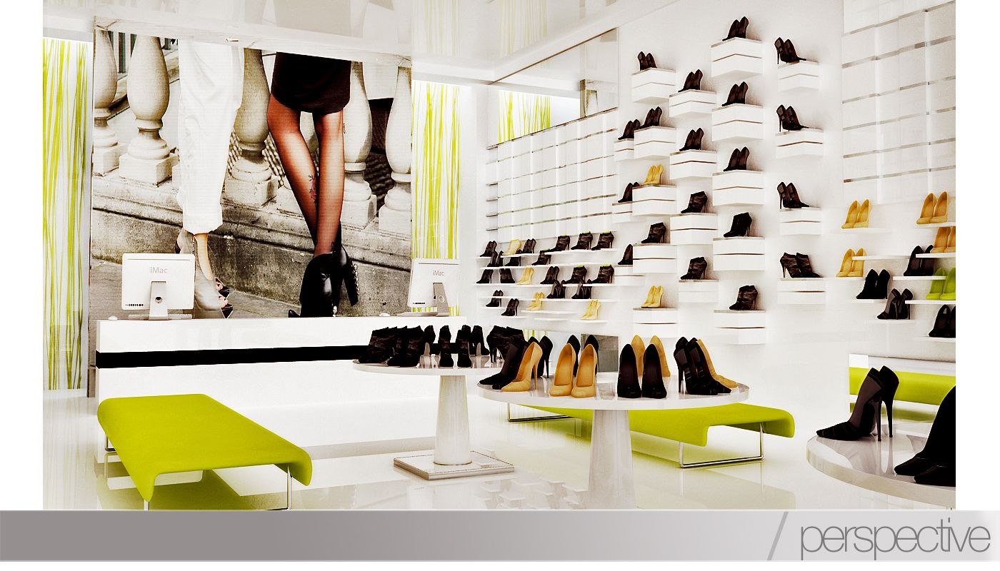 shoe stores design - Google Search