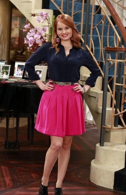 Debby Ryan | Disney jessie, Debby ryan, Tall girl fashion