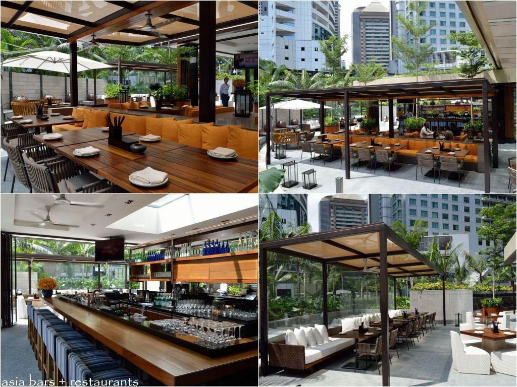 restaurant outdoor patio bars restaurant bar indoor oudoor - Bing Images | Cool concepts